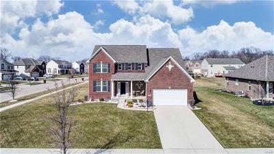 Beavercreek Single Family Home For Sale: 4226 Grace Circle