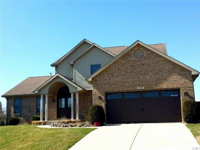 Troy Single Family Home For Sale: 2548 Winfield Circle