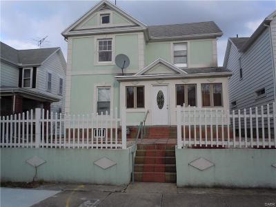 Dayton Single Family Home For Sale: 82 Notre Dame Avenue