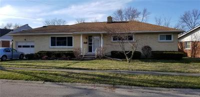 Springfield Single Family Home For Sale: 1605 Shelby Drive