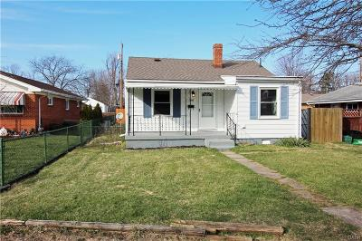 Kettering Single Family Home For Sale: 1063 Imperial Boulevard