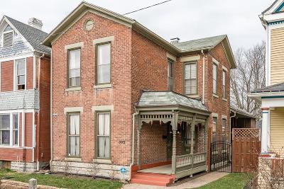 Dayton Single Family Home Active/Pending: 305 Johnson Street