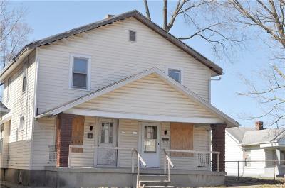 Dayton Multi Family Home For Sale: 1525 Dietzen Avenue