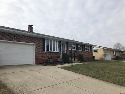 Springfield Single Family Home For Sale: 1333 Cameron Avenue