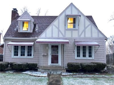 Dayton Single Family Home Active/Pending: 663 Broad Boulevard