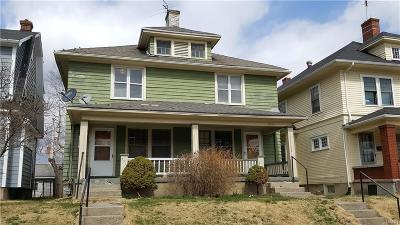 Dayton Multi Family Home Active/Pending: 729 Homewood Avenue