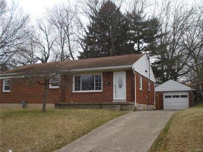 Springfield Single Family Home Active/Pending: 130 Willis Avenue