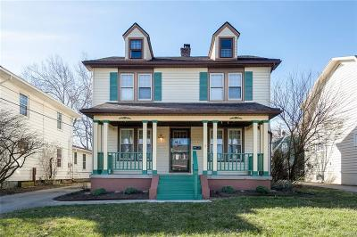 Dayton OH Single Family Home Active/Pending: $74,900