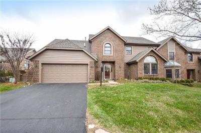 Kettering Condo/Townhouse For Sale: 619 Renolda Woods Court