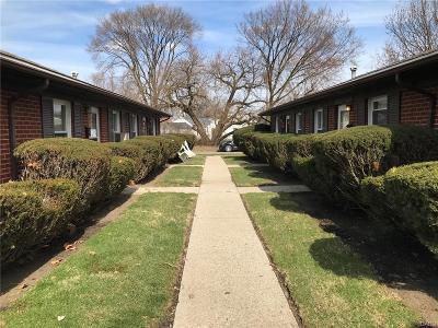 Dayton Multi Family Home For Sale: 3530 & 3532 Delphos Avenue