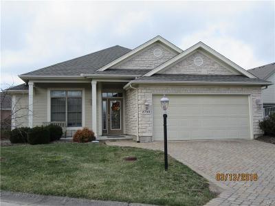 Beavercreek Single Family Home Active/Pending: 2750 Terraceview Circle