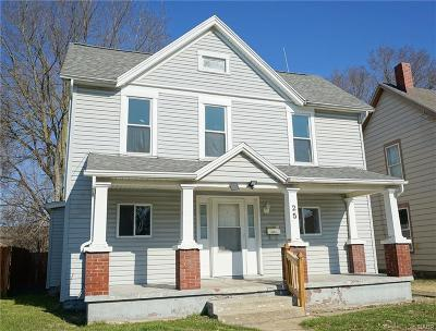 Dayton OH Single Family Home For Sale: $84,700