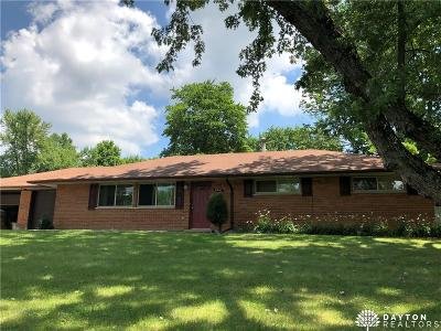 Centerville Single Family Home For Sale: 9216 Shawhan Drive