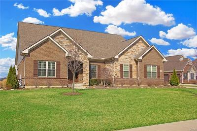 Dayton Single Family Home Active/Pending: 1337 Clydesdale Court