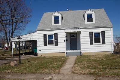 Kettering Single Family Home Active/Pending: 2202 Craig Drive