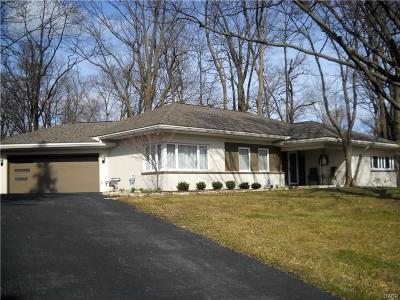Springfield Single Family Home For Sale: 500 Broadmoor Boulevard