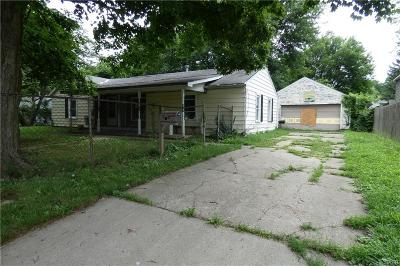 Xenia Single Family Home For Sale: 761 Xenia Avenue