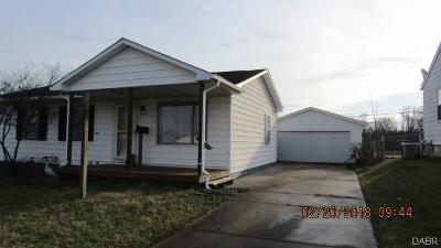 Fairborn Single Family Home For Sale: 1352 Ironwood Drive
