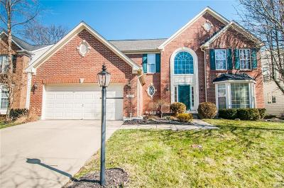 Dayton Single Family Home For Sale: 9649 Olde Georgetown