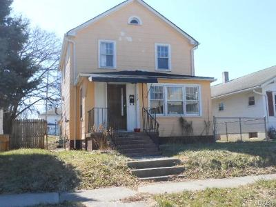 Springfield Single Family Home For Sale: 717 Northern Avenue