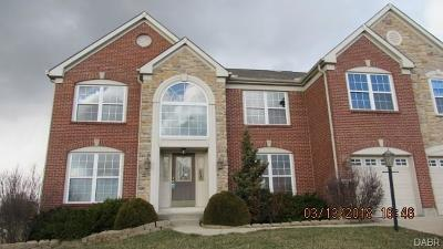 Miamisburg Single Family Home For Sale: 4252 Old Osprey Circle