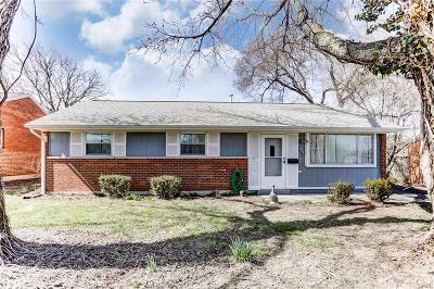 Dayton Single Family Home For Sale: 2268 Lido Place