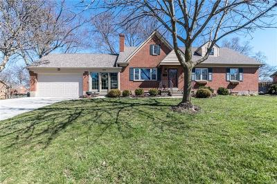 Centerville Single Family Home For Sale: 204 Linden Drive