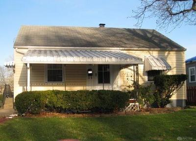 Dayton Single Family Home For Sale: 1620 Russet Avenue