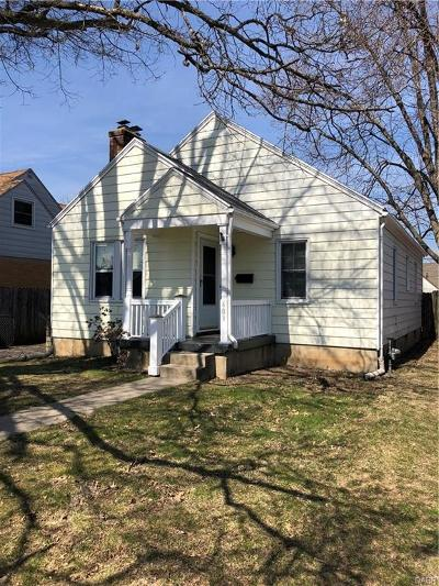 Dayton Single Family Home For Sale: 409 Rockhill Avenue