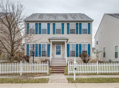 Beavercreek Single Family Home For Sale: 3524 Park Overlook Drive