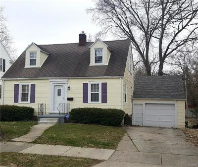 Springfield Single Family Home For Sale: 716 Second Street