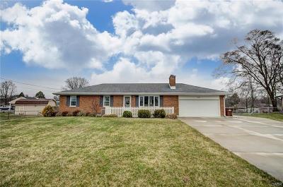 Enon Single Family Home Active/Pending: 4286 Antioch Drive
