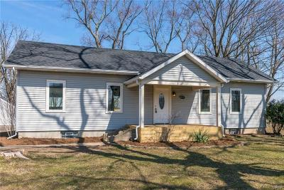 Clayton Single Family Home Active/Pending: 6137 Southway Road