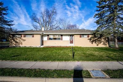 Beavercreek OH Single Family Home Active/Pending: $105,000
