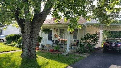 Fairborn Single Family Home For Sale: 448 Kirkwood Drive