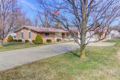 Dayton OH Single Family Home For Sale: $190,000