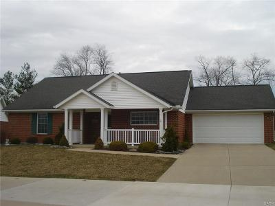 Springfield OH Condo/Townhouse For Sale: $159,900