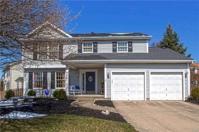 Miamisburg Single Family Home Active/Pending: 2201 Woodedge Court