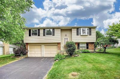 Clayton Single Family Home Active/Pending: 4088 Rundell Drive