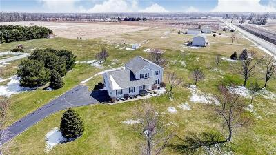 Xenia Single Family Home Active/Pending: 2881 Straley Road