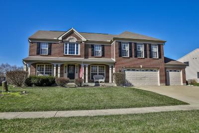 Miamisburg Single Family Home For Sale: 4142 Purplefinch Lane