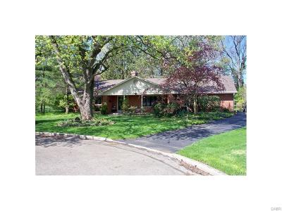 Dayton OH Single Family Home Active/Pending: $199,900