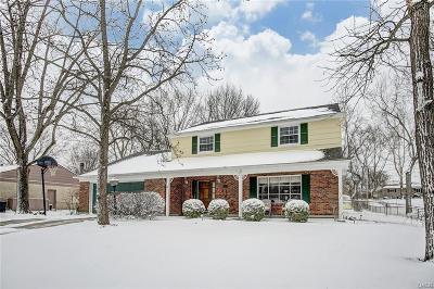 Clayton Single Family Home Active/Pending: 3524 Honeybrook Avenue