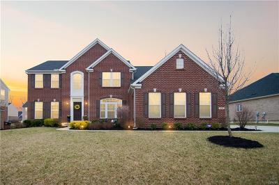 Dayton Single Family Home Active/Pending: 379 Beck Drive