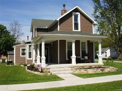 Cedarville Single Family Home For Sale: 187 Main Street