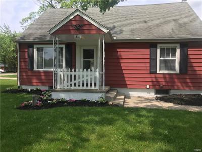 Beavercreek Single Family Home For Sale: 3078 Morningview Drive
