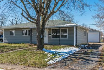 Xenia Single Family Home For Sale: 444 Ackerman Place