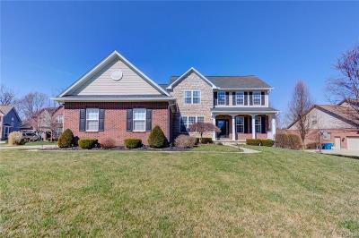 Bellbrook Single Family Home Active/Pending: 3260 Creekbluff Court