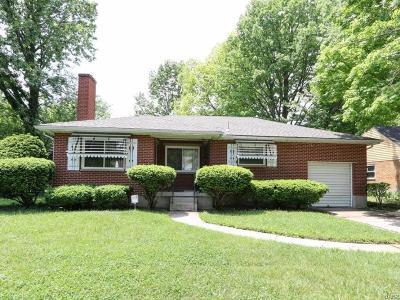Trotwood Single Family Home For Sale: 4009 Myron Avenue