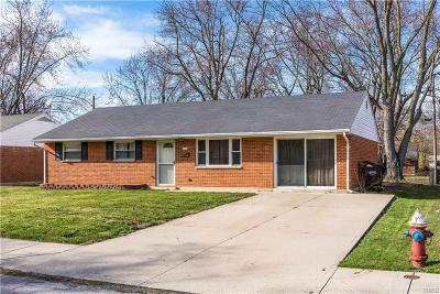 Englewood Single Family Home Active/Pending: 414 Merrymaid Drive